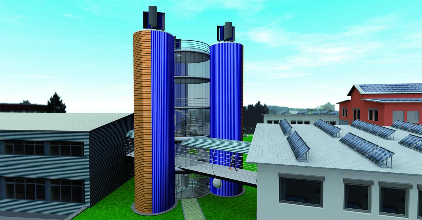 Solarkraftwerk 3U Energy